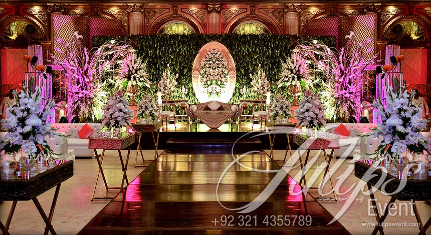 Wedding Events Ideas: Tulips Event Management