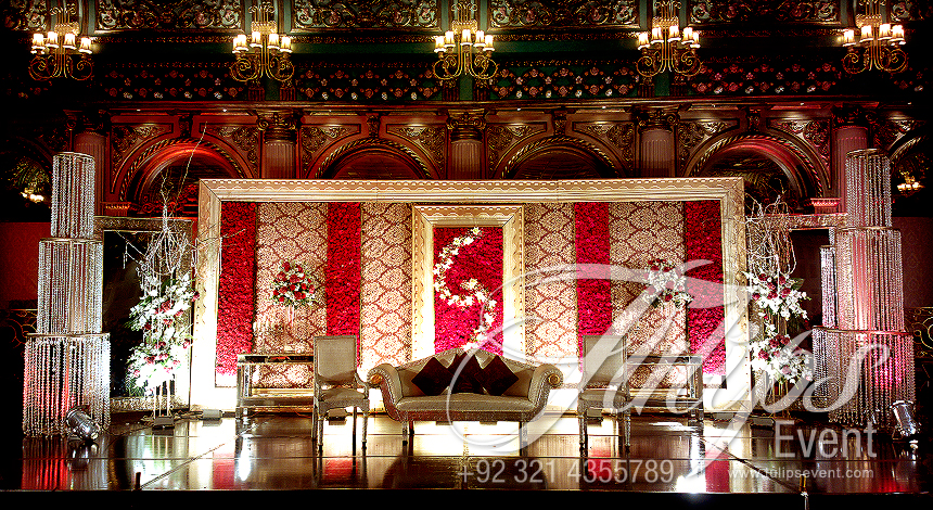 Wedding Stage Decoration Price : Best affordable wedding stages in pakistan