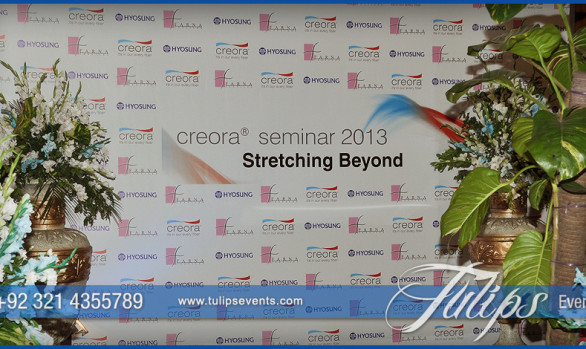 Seminar Event Planning