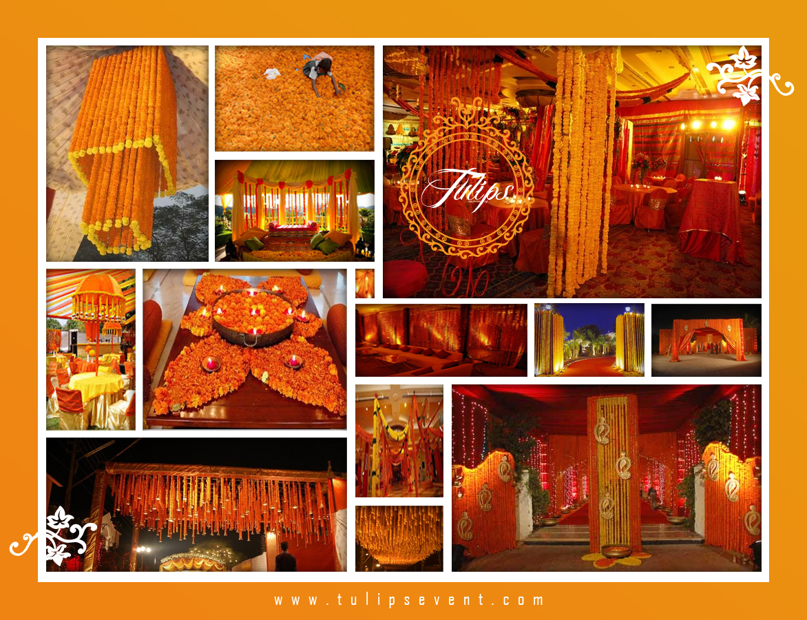 How To Plan Themed Mehndi Events In Pakistan
