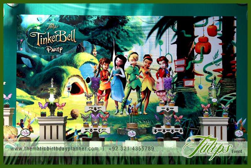 Pixie Fairy Theme Party Ideas In Pakistan