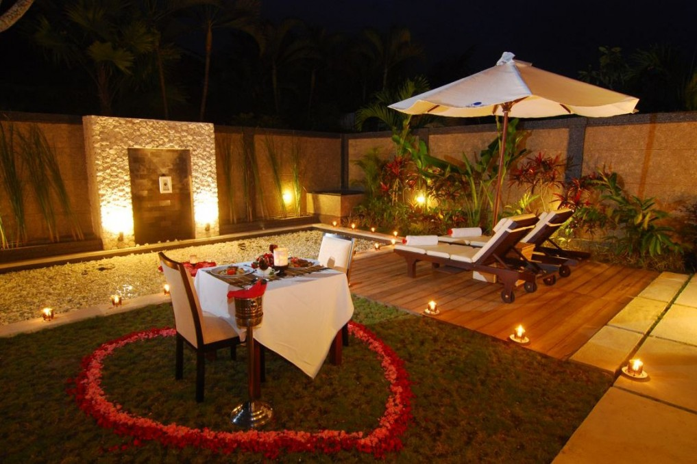 How to plan surprise couple dinner ideas in Pakistan on Romantic Backyard Ideas id=42992