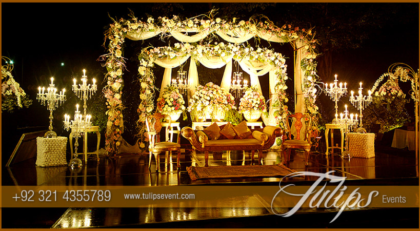 Top Walima Stage Decoration Pics In Pakistan