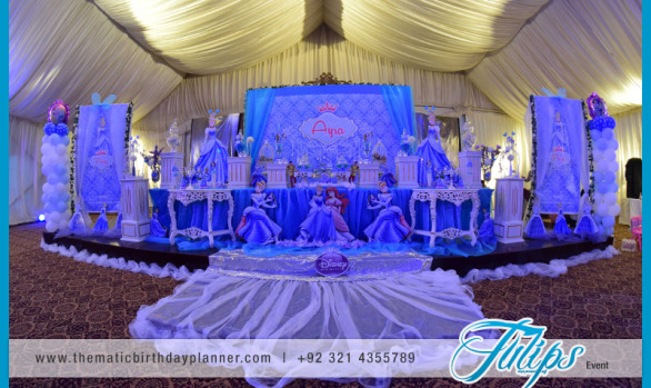 Royal Celebrations Party Theme