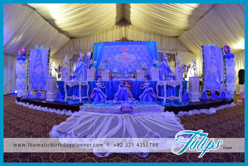 Royal Celebrations Party Theme Ideas In Pakistan