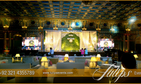 Wedding Sangeet Night Event