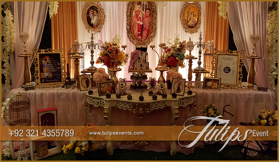 First Wedding Anniversary Theme Party Ideas In Pakistan 24 Tulips