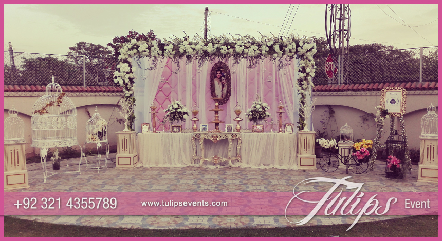 First wedding anniversary party ideas in pakistan 13 tulips event