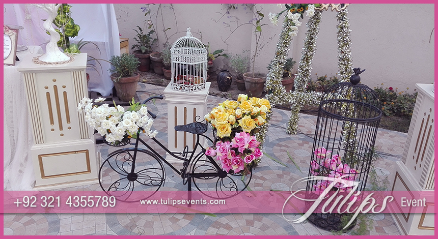 First wedding anniversary party ideas in pakistan 14 tulips event