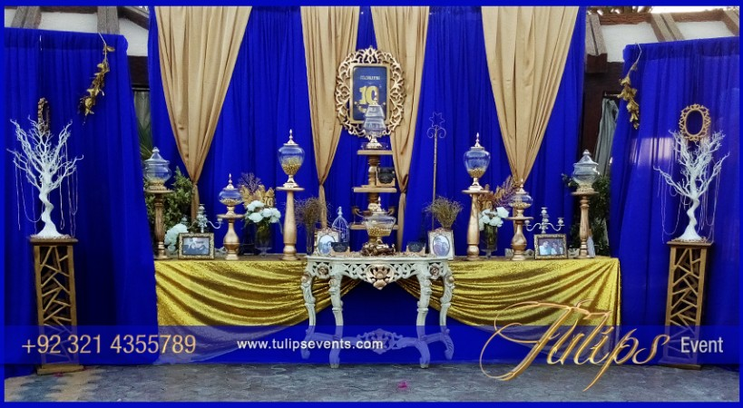 Royal Wedding Themed Party Decorations Blue Reception Ideas Archives Decorating And Gold Centerpieces