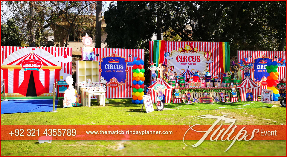 Circus Theme Carnival Party planner tulips events in Pakistan (22) & Circus Theme Carnival Party planner tulips events in Pakistan (22 ...