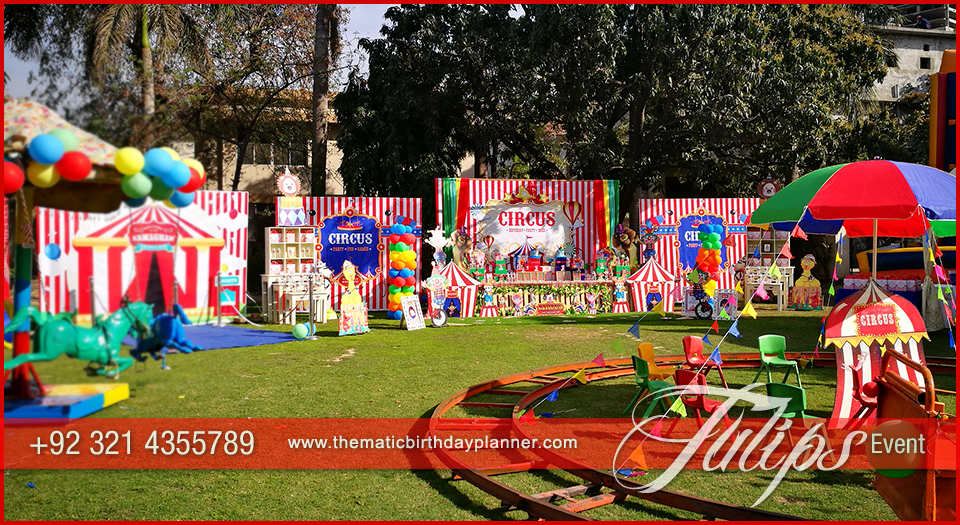 Circus theme carnival party planner tulips events in pakistan 3 tulips event management - Carnival theme party for adults ...