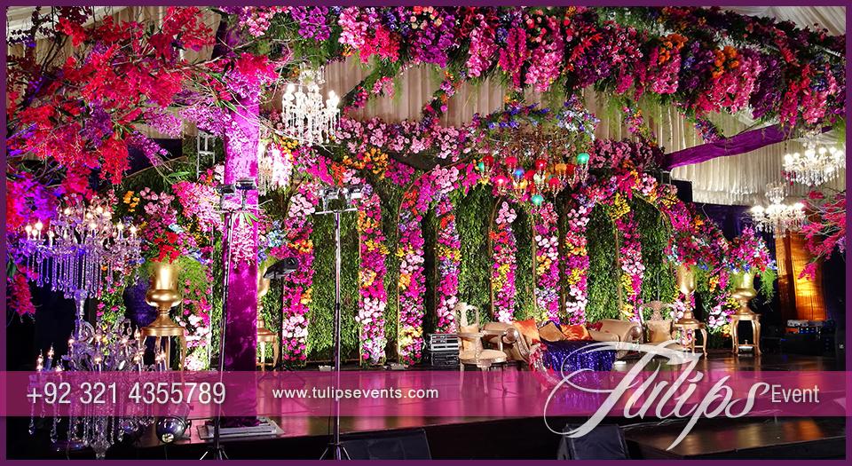 Enchanted Garden Decor