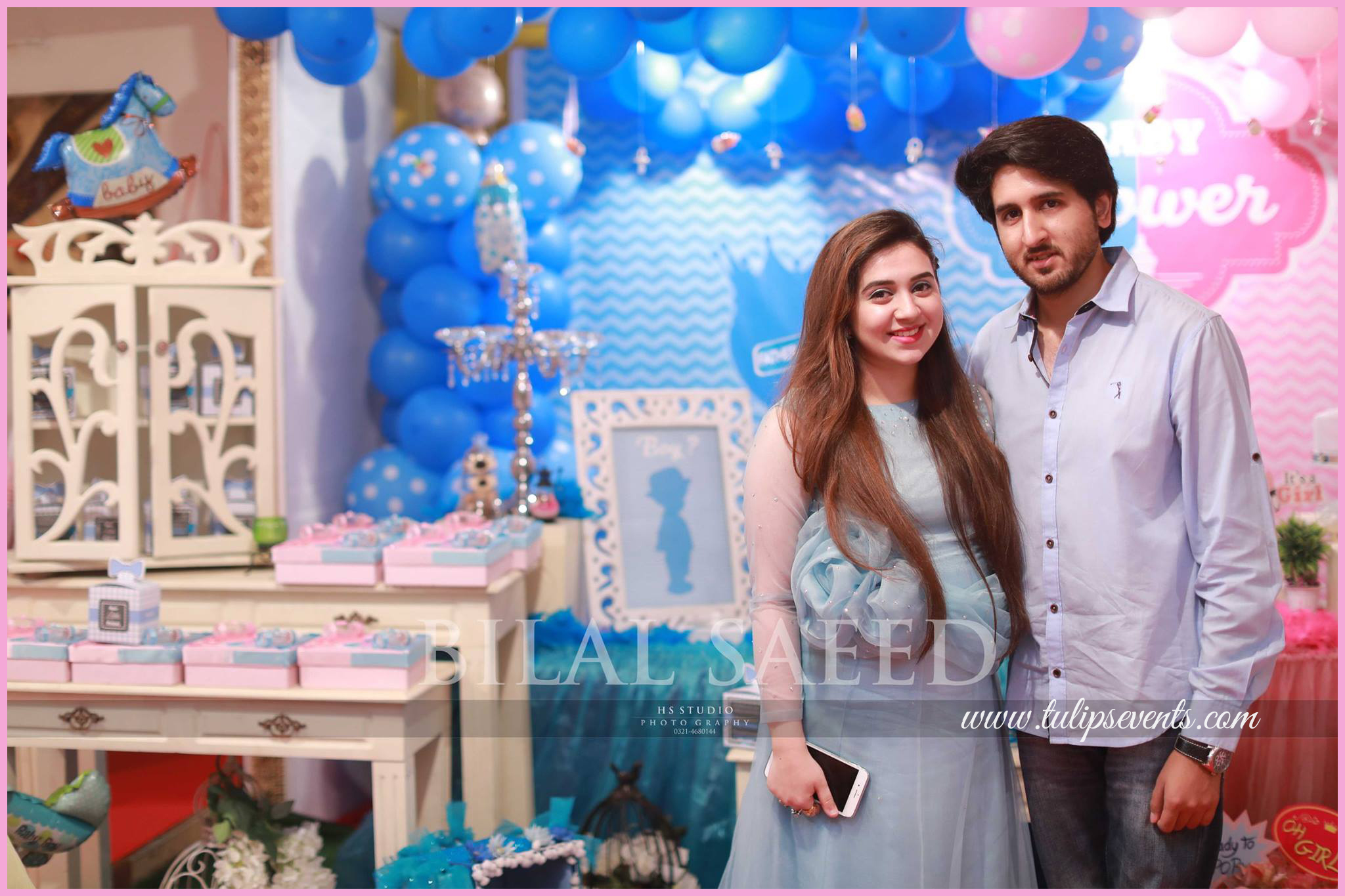 Baby Shower Party Decoration Ideas Tulips Events In Pakistan 1