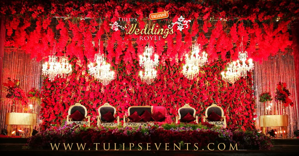 Top 15 Best Wedding Decor Setups Videos By Tulips Events