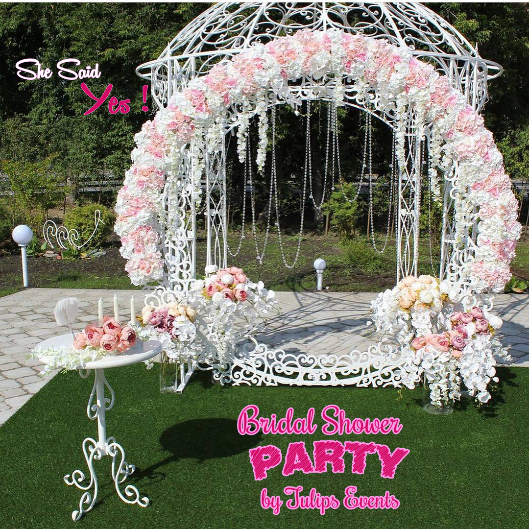 17 Best Bridal Shower Party Themes decor ideas in Pakistan ...
