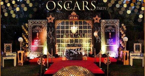 Oscar Party Ideas