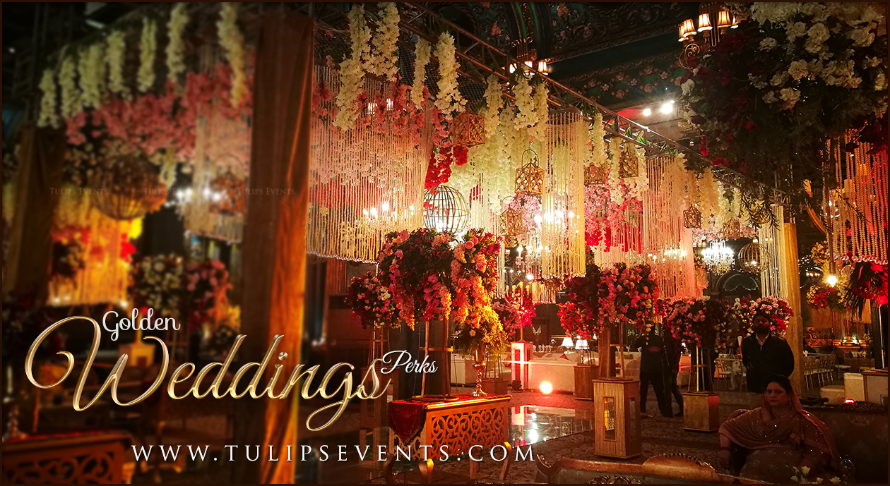 Royal gold wedding reception decoration ideas in pakistan 1 leave a comment cancel reply junglespirit Image collections
