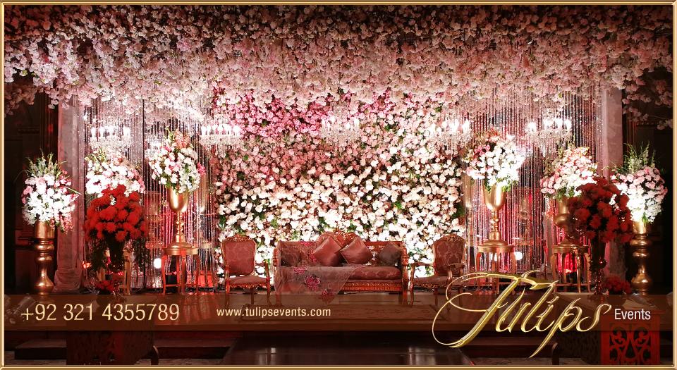 Best Pakistani Wedding Stage Walima Decoration Setup Ideas Pakistan