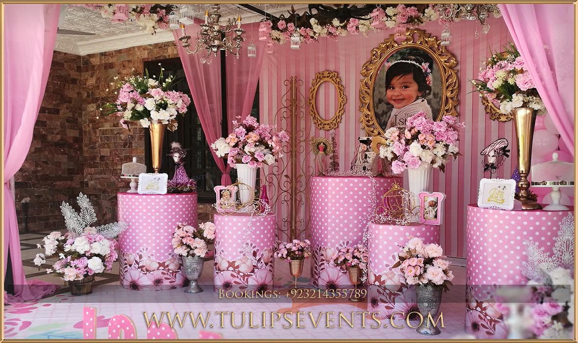 Fairy Princess 1st Birthday Party Theme Decor Ideas In Pakistan 1